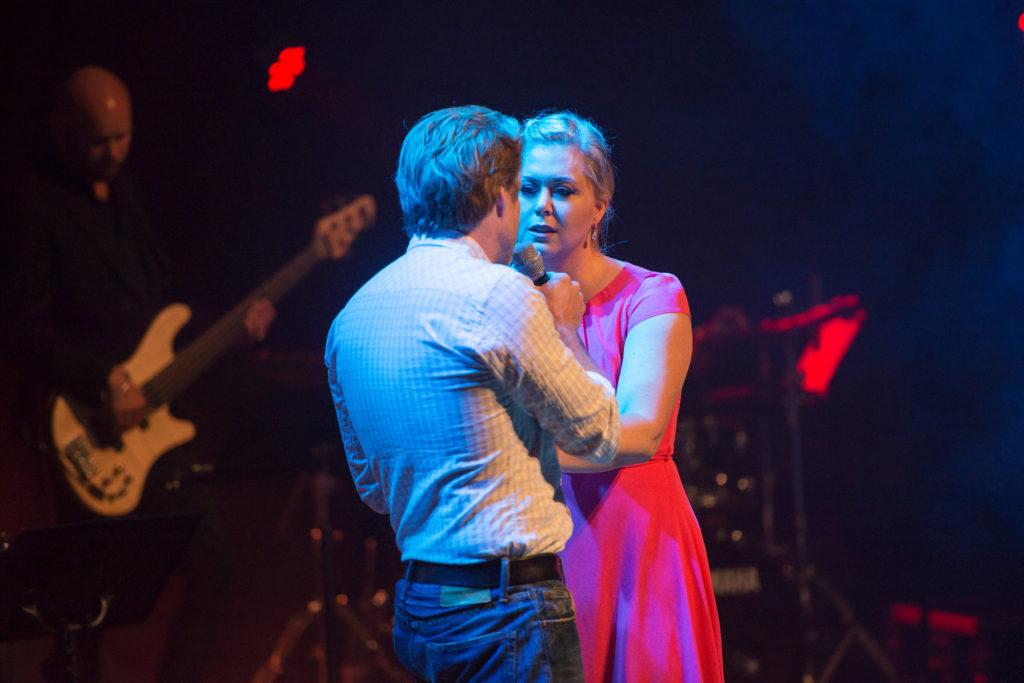 Daniel Sjöberg & Viktoria Tocca |Foto: Niklas Lydeen