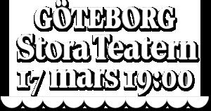 Stora Teatern Göteborg