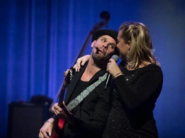 Magnus Willavi & Viktoria Tocca