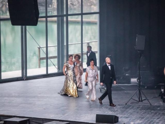 Alexander Lycke, Malena Tuvung, Viktoria Tocca, Laila Adèle & Jakob Stadell - Dalhalla 2019