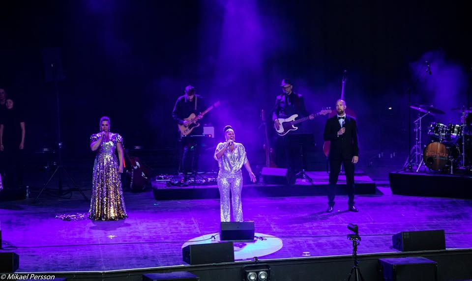 Viktoria Tocca, Malena Tuvung & Alexander Lycke - Dalhalla 2019