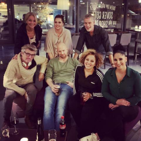 Efter lyckad konsert i Karlskrona!