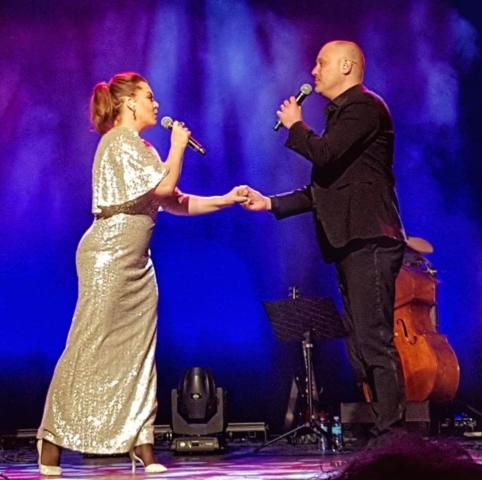 Viktoria Tocca & Niklas Asknergård | Foto: Erik O Sjödin