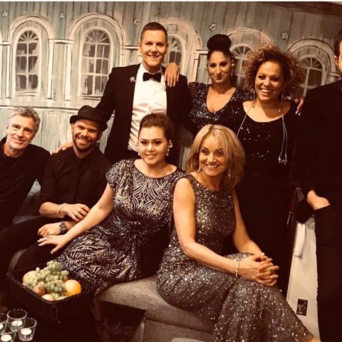 Martin Kagemark, Laila Adele, Malena Tuvung, Fredrik Bergström, Magnus Eugenson, Viktoria Tocca & Carina E. Nilsson