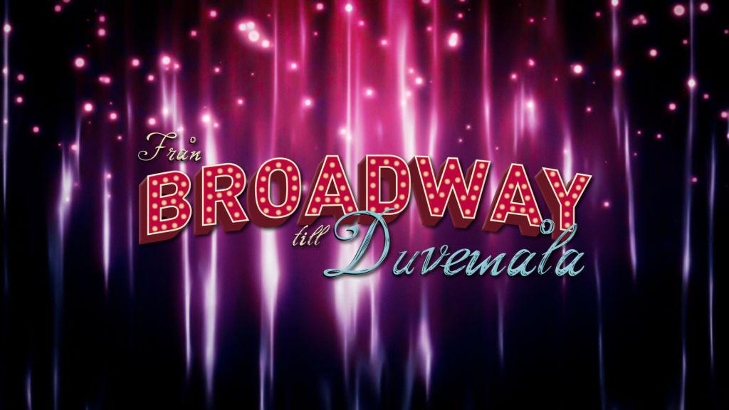 Från Broadway till Duvemåla | Grafisk profil höst 2019
