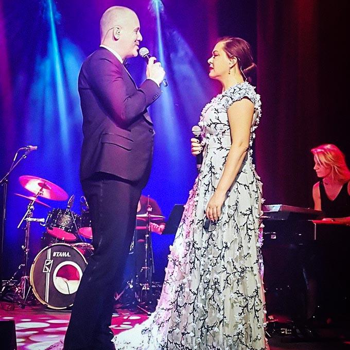 Niklas Asknergård & Viktoria Tocca