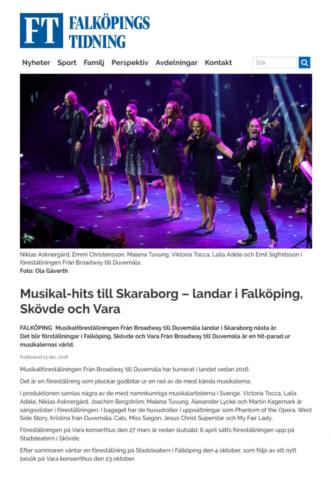 Falköpings Nyheter