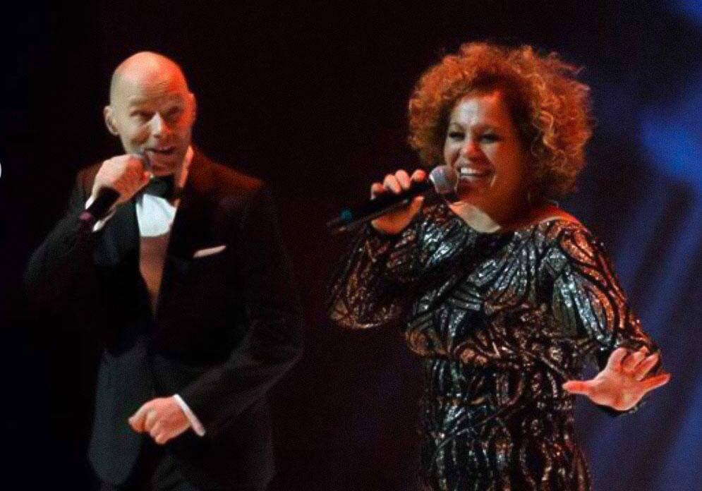 Joachim Bergström & Laila Adèle