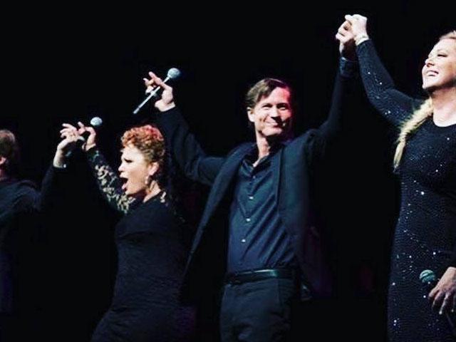 Daniel Sjöberg, Laila Adèle, Jesper Tydén & Viktoria Tocca